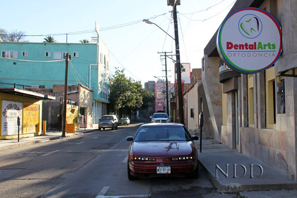 nogales cortinez-calles dental district