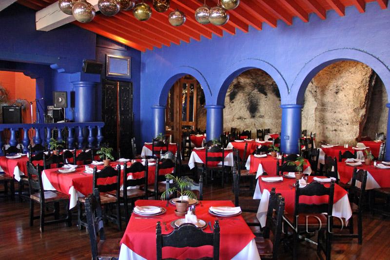 Famed Nogales restaurant La Roca el Balcon