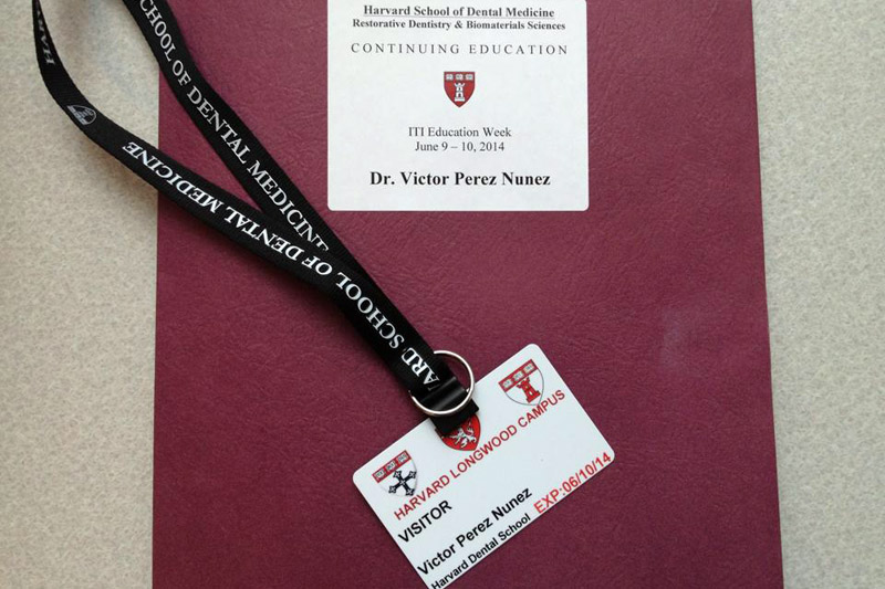 dr victor at harvard